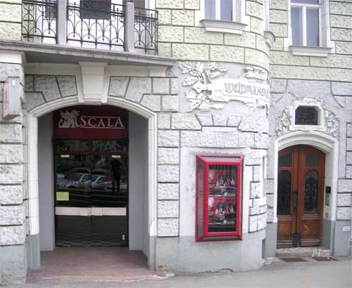 Theater Scala, Wien